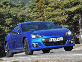 Scion FR-S na nových fotkách, Subaru BRZ na podrobném videu