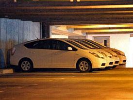 Úřad v USA koupil 300 aut – a nadobro na ně zapomněl
