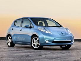 Nissan Leaf hitem v Norsku, prodalo se už 1000 aut