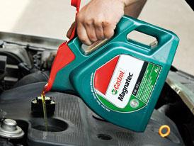 Čtyři rady pro správný výběr motorového oleje