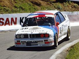 BMW M3: 25 let okruhov�ho z�vod�n�