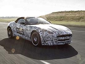 Jaguar F-Type dostane i p�epl�ovan� 5,0 V8