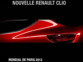 První náznak nového Renaultu Clio