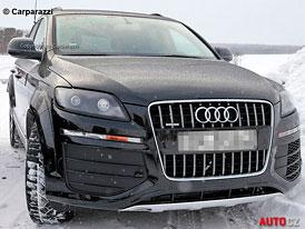 Spy Photos: Nov� leh�� Audi Q7 p�ijde v roce 2014