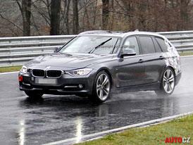 Spy Photos: BMW finišuje novou řadu 3 kombi