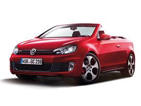 VW Golf Cabrio GTI: V Německu za 31 tisíc euro
