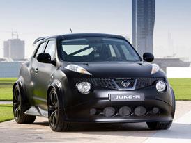 Nissan Juke-R: Fantastický koncept míří do výroby