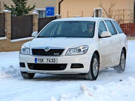 Na Islandu stále vládne Škoda Octavia