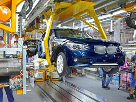 BMW továrnu na Slovensku nepostaví