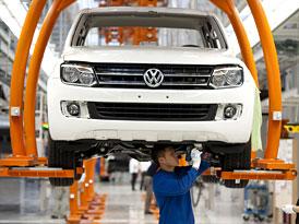 VW Amarok pro Evropu: Made In Hannover