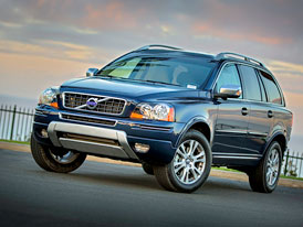 Volvo XC90: Poslední facelift na nových fotografiích