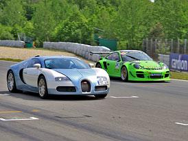 Klub sportovních aut v Brně 2012: Velká fotogalerie