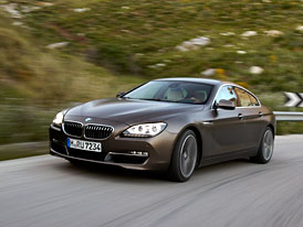 BMW 650i Gran Coupe: Nový osmiválec posílí na 330 kW