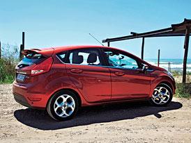 Ford Fiesta po 100.000 kilometrech: Zlobivá elektroinstalace