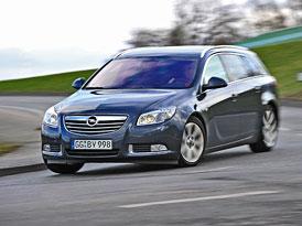 Opel Insignia ST po 100.000 kilometrech:  Nejlep�� Opel v�ech dob