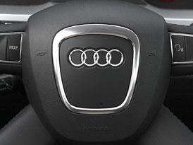 Audi dotahuje v prodej�ch BMW, v dubnu m�lo dokonce navrch