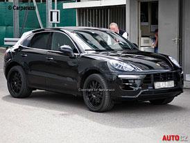 Spy Photos: Porsche Macan už jezdí v Německu