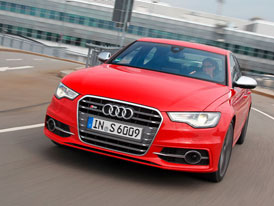 Audi S6 je ještě rychlejší, než výrobce slibuje