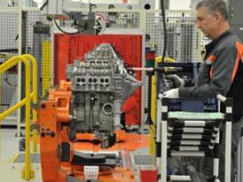 Ford chce do roku 2015 ztrojnásobit výrobu motorů EcoBoost pro Evropu