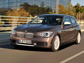 Třídveřové BMW řady 1 oficiálně, nyní i jako 114i a M135i