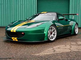 Lotus Evora GTC: Karbonová Evora pro závodní okruhy