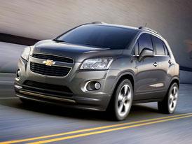 Chevrolet Trax: Druhé já Opelu Mokka