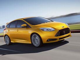 Nový Ford Focus ST si už protahuje plíce (audio)