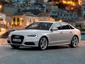 Audi A6 s novou motorizací: 2,0 TDI 100 kW