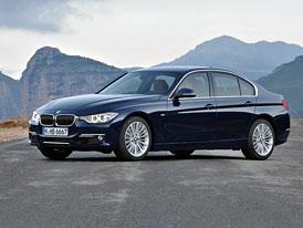 Další novinky pro BMW řady 3: 320i EfficientDynamics Edition, 316i a xDrive