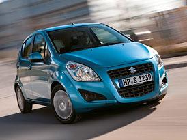 Facelift pro Suzuki Splash dorazil i do Evropy