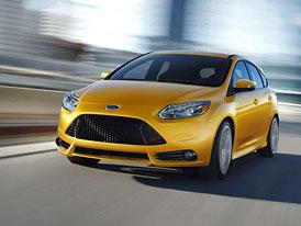 Ford Focus ST (184 kW): v Německu za 715 tisíc Kč