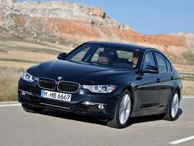 Evropský trh v dubnu 2012: BMW řady 3 předstihlo Passat