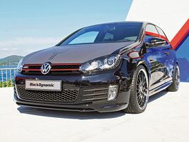 VW u Wörthersee: Golf GTI Black Dynamic a záhadné Scirocco Blue