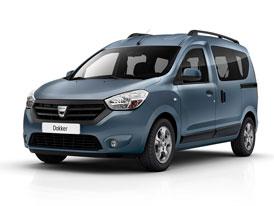 Dacia Dokker: Dvojitá variace na Lodgy