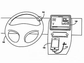 Apple má patent na dálkové ovládání do auta