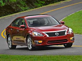 Nissan Altima 2013: Odvážná nová tvář pro střízlivý sedan