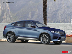 BMW X4: Menší sourozenec X6 má o krok blíž k výrobě