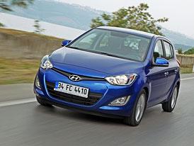 Hyundai i20: Facelift p�inesl �estistup�ov� manu�l