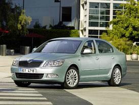 Škoda Octavia má úspěch i v bohatém Švýcarsku