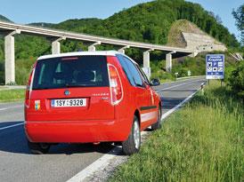 Kudy do Chorvatska, varianta III: Vyhýbáme se slovinským dálnicím