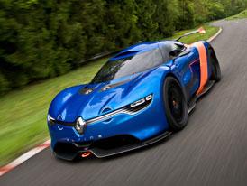 Renault Alpine A110-50: Modrá legenda je zpátky
