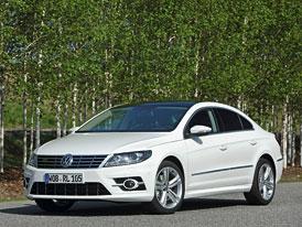 Volkswagen CC R-Line: Sportovní paket pro Comfort Coupé