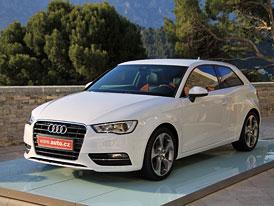 Audi A3: První jízdní dojmy
