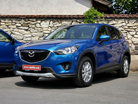 Mazda CX-5 2,2D AT (129 kW): Prvn� j�zdn� dojmy