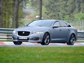 Jaguar XJ Supersport: Nov� Ring Taxi