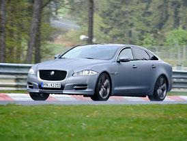 Jaguar XJ Supersport: Nové Ring Taxi