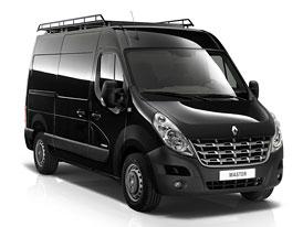 Renault Master: Modernizace motorů a výbavy