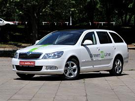 Škoda Octavia Green e-Line: Řídili jsme škodovácký elektromobil