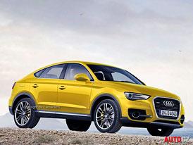 Audi Q4 bude stylovější sestrou budoucí Q5