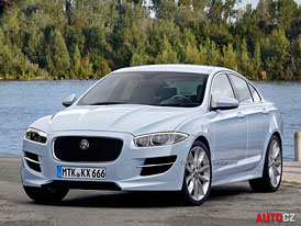 Jaguar chystá crossover a malý sedan